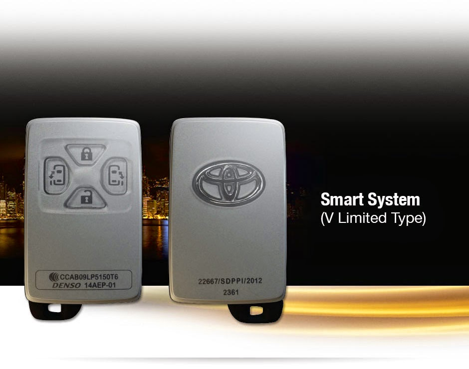 smart system land cruiser