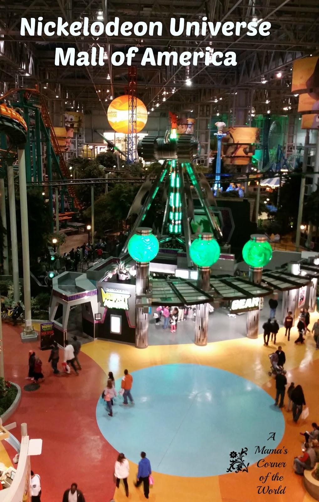 Nickelodeon universe minnesota - Dmv locations nyc