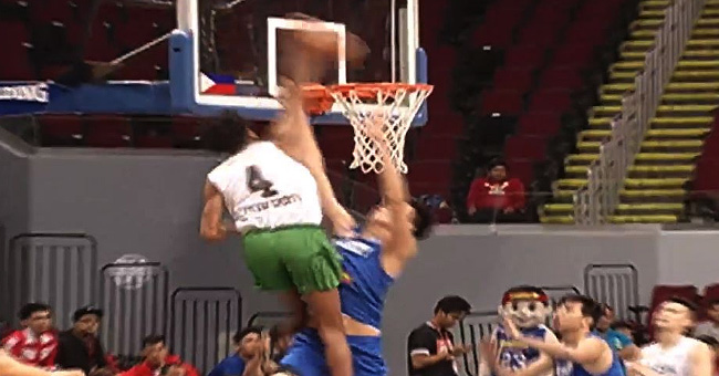 Fil-Am Jalen Green's NASTY Slam On Kai Sotto (VIDEO)