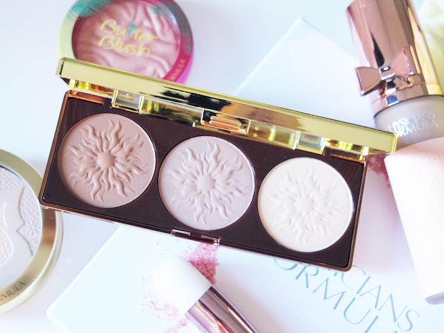 Bronze Booster Strobe and Contouring palette Physicians Formula