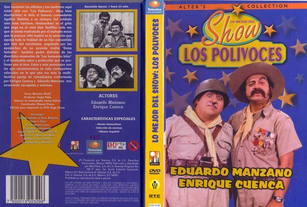 Lo Mejor Del Show Los Polivoces Volumen 1