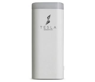 Батарея Tesla Generation 4 000mAh - маленька,