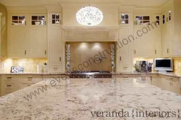 Evens Construction Pvt Ltd Granite Flooring