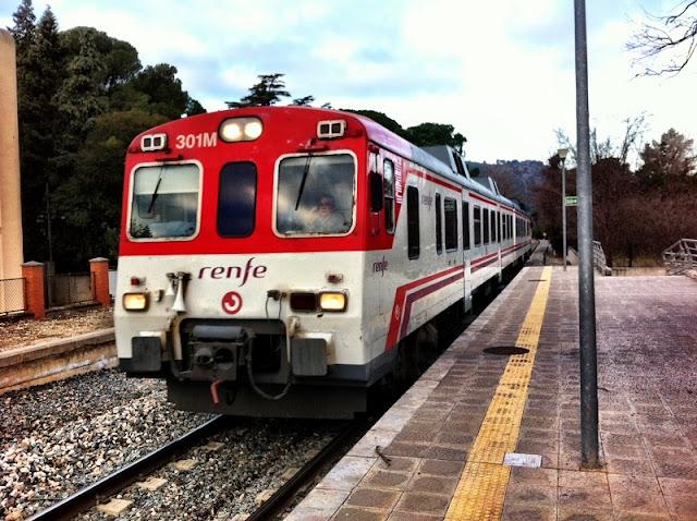 Empresa de trens na Espanha