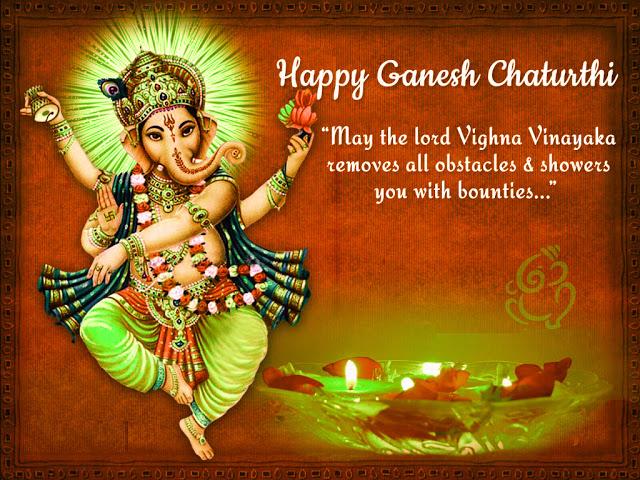 Happy Ganesh Chaturthi Images 2017
