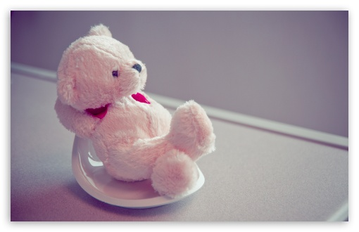 Cute Girl With Teddy Bear Wallpaper H 236 Nh Nền Cute M 225 Y T 237 Nh H 236 Nh Nền Si 234 U Hot