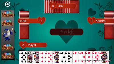 Hearts Kartenspiel Windows 7