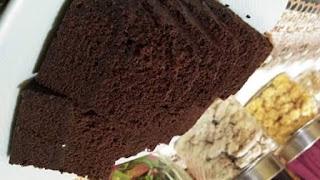 resep brownies kering coklat lumer