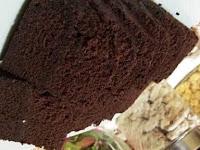 Brownies Kukus Coklat Lumer