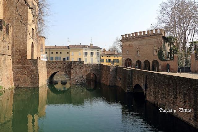 Rocca y Scuderie Sanvitale, Fontanellato