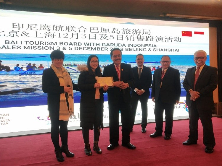 Akhiri Polemik, Pemprov Bali Laksanakan Sales Mission ke China