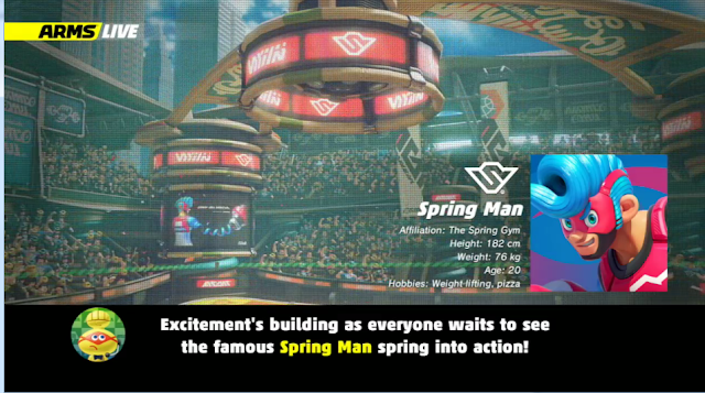 ARMS Grand Prix Spring Man background information height weight age