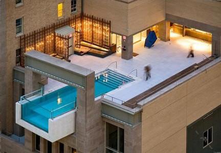 Peluquer a loli otero un peluconsejo pelo seco en la piscina for Como hacer una piscina en una terraza
