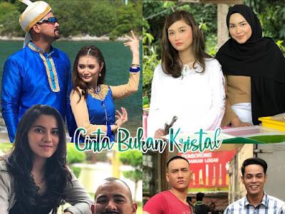 Sinopsis Drama Cinta Bukan Kristal (TV3)