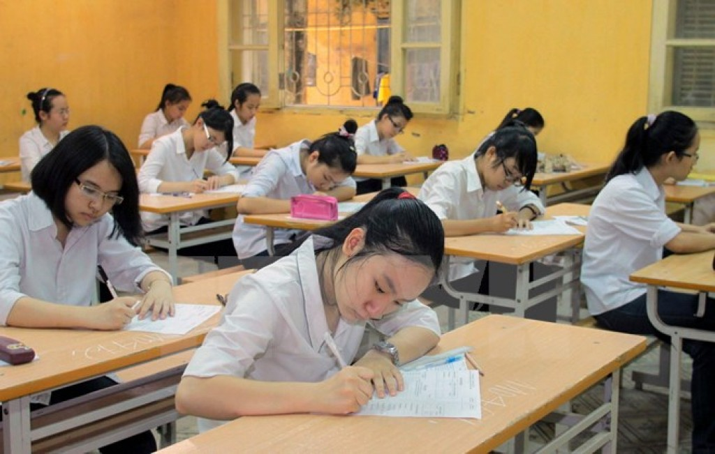 Hà Nội tổ chức kỳ thi THPT: Không để giáo viên toán, văn coi thi