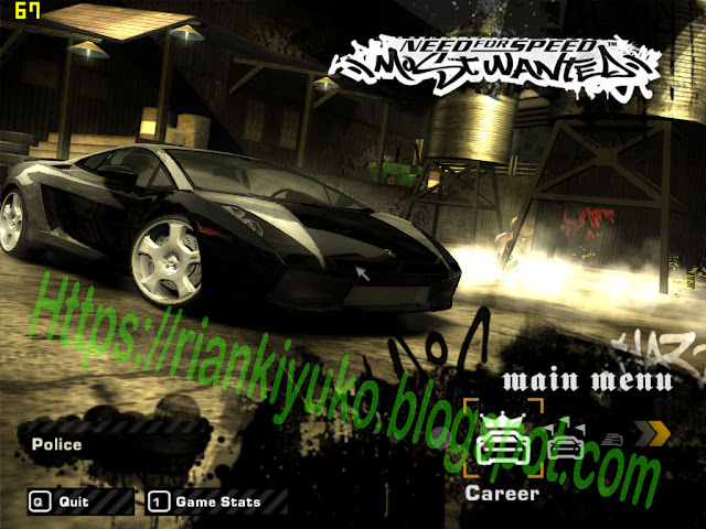 Download Game Need For Speed Most Wanted (RIF) Version