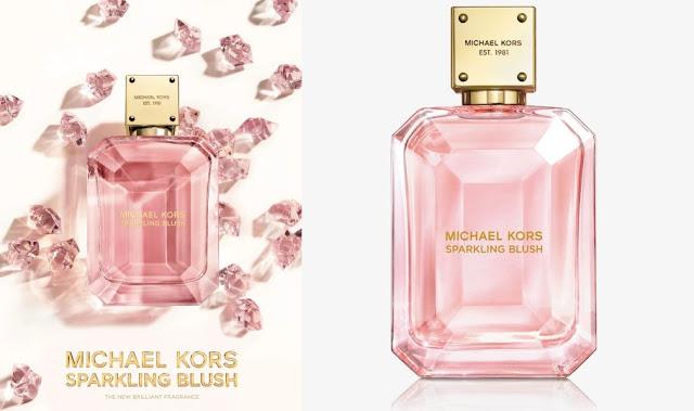 Michael Kors Sparkling Blush - oficjalne materiały