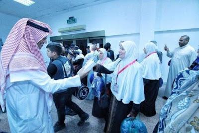 Penerbangan Langsung Jeddah-Baghdad Telah Dibuka