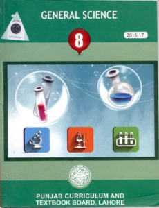8th Class General Science Book