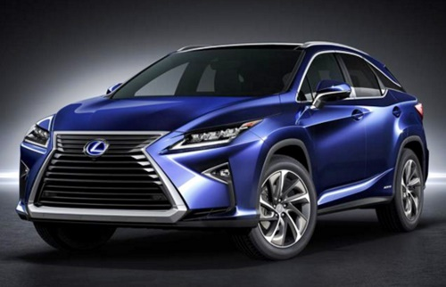 2016 Lexus RX Limited Edition Review