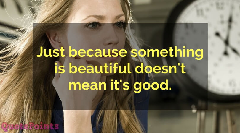 beauty quotes sayings