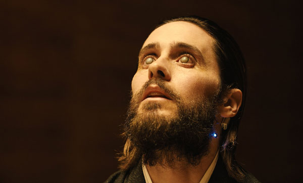 Jared Leto plays the antagonist Niander Wallace in BLADE RUNNER 2049