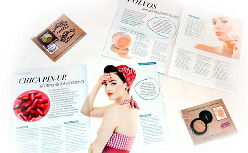 Conociendo la colección Make Up Fascículos 28 y 29 :