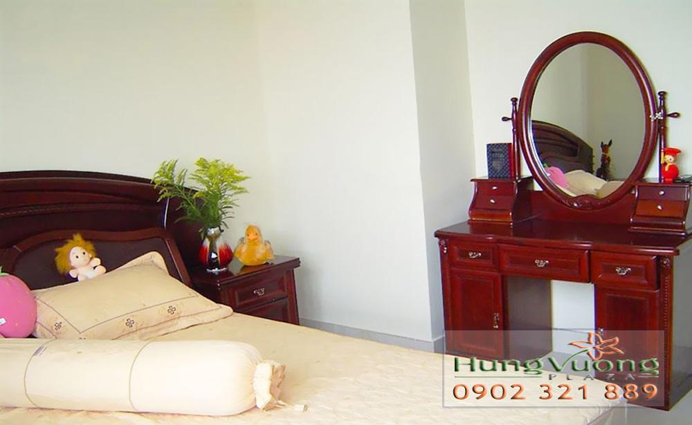 Hùng Vương Plaza Quận 5 - phòng ngủ 1