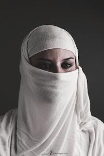 صور بنات منقبات 2019