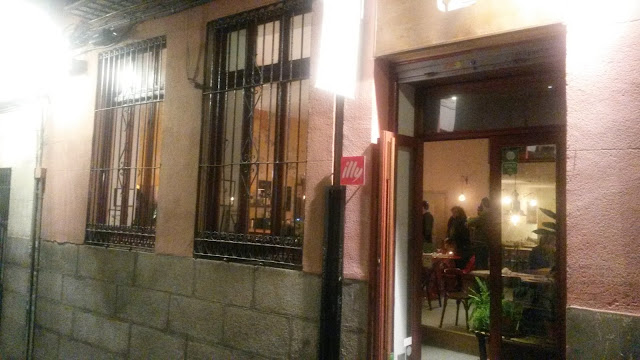 Fachada, Los Porfiados Madrid