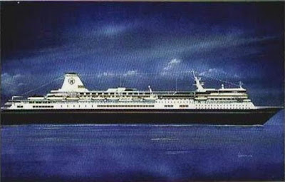 Holland America's Proposed 1989 Cruise Ships that Were Never Built