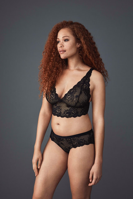 Lindex Pink Lingerie Latest Collection