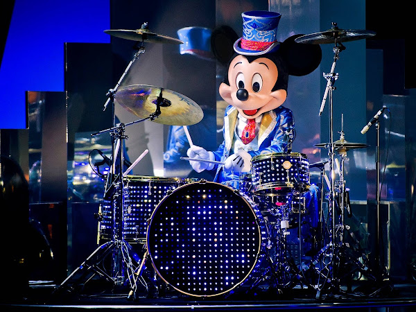 Disney Loves Jazz, Soiree of Jazz at Disneyland Paris - 29th September 2018