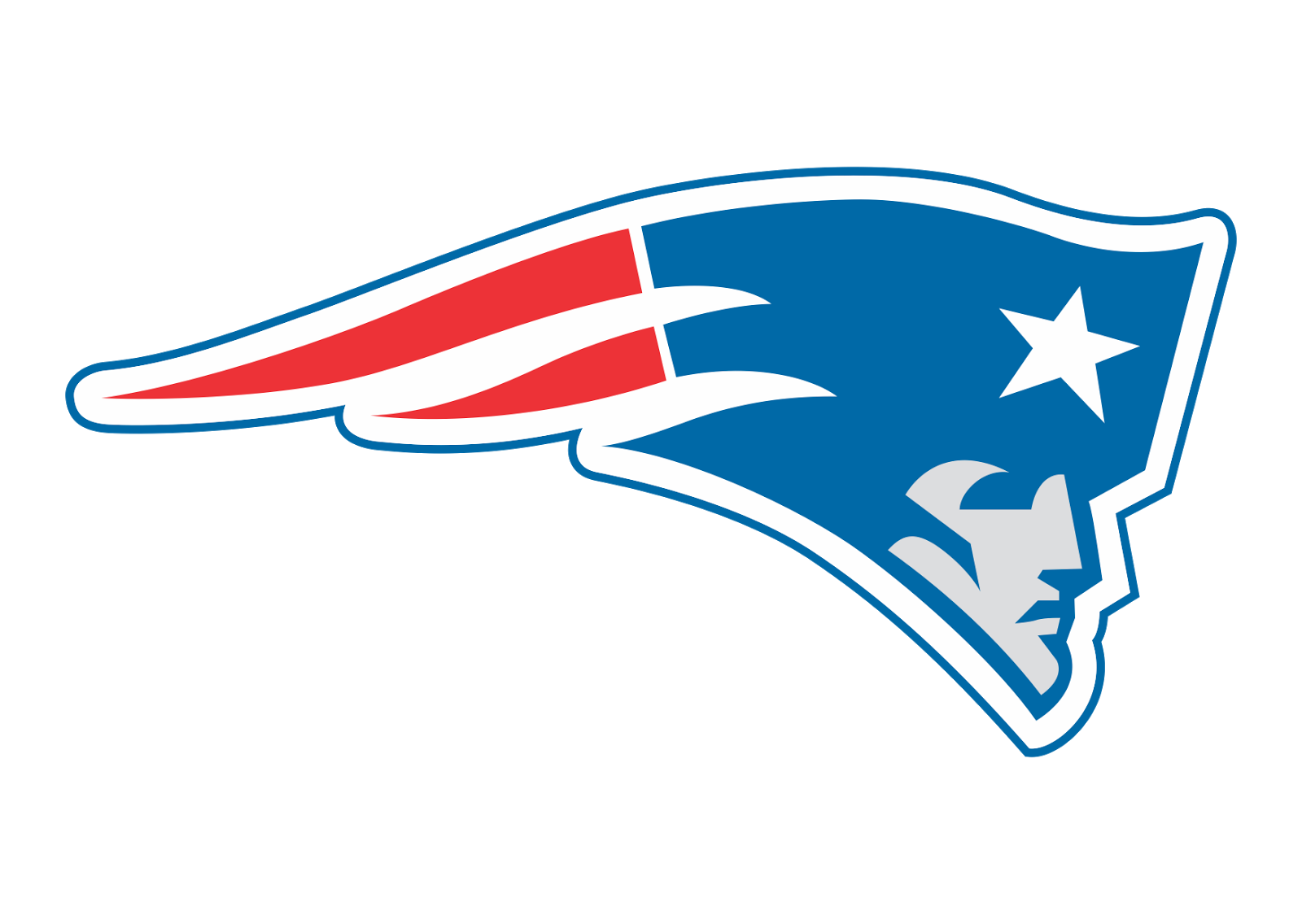 Download New England Patriots Logo Vector ~ Format Cdr, Ai, Eps ...