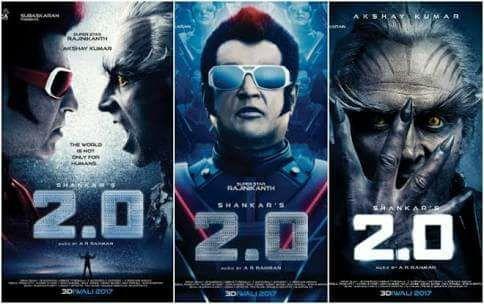 Enthiran 2 aka 2.0 Satellite Rights Bagged Zee TV