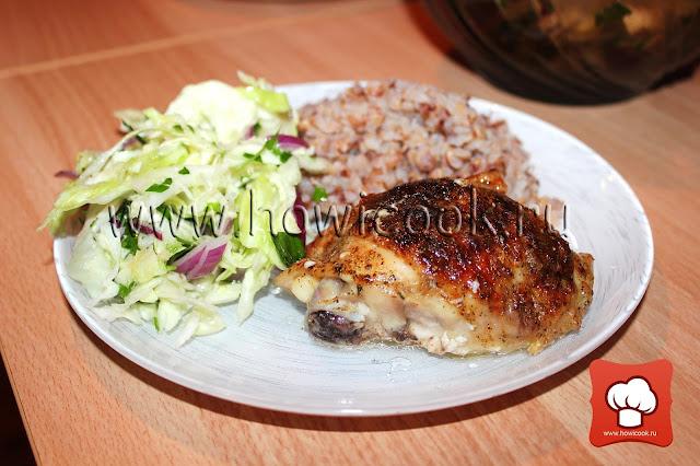 рецепт вкусной курицы в духовке