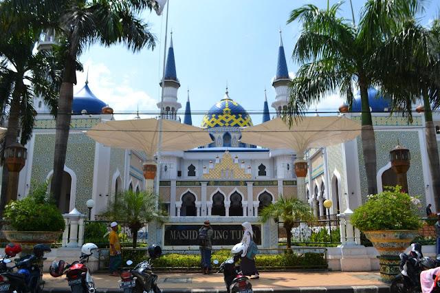 Masjid Agung Tuban Wisata Religi