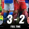 Menang Atas Persija Jakarta, Persib Bandung Kokoh di Puncak Klasemen Liga 1 Indonesia