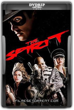 The Spirit O Filme Torrent DVDRip Dublado 2008