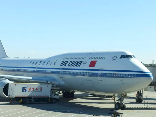 Profil Singkat Dan Pengalaman Naik Pesawat Maskapai Air China