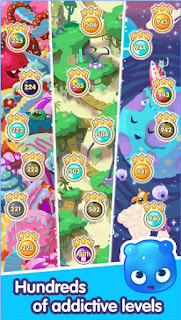 Jelly Splash MOD APK 2.3.4 (Unlimited Money)