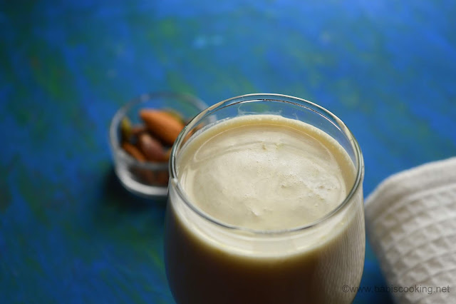 Dry Fruits Milkshake | Fruits & Nuts Milkshake