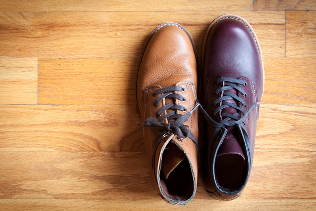 First Impressions Red Wing Beckman 9011 Seconds From Stp