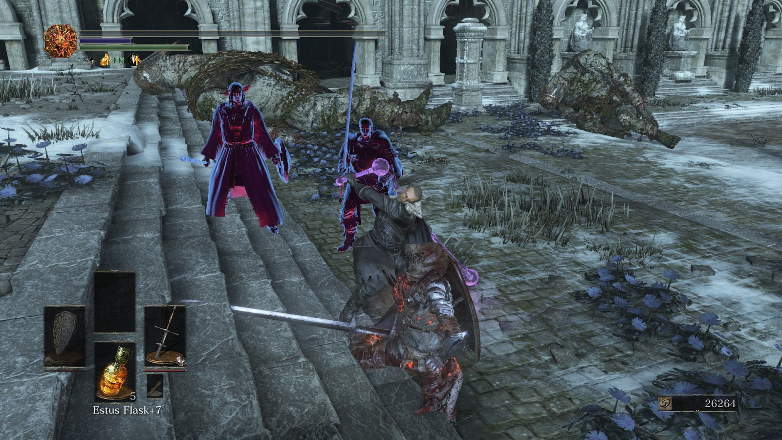 The Nocturnal Rambler: Dark Souls 3 Doesn't Suck      Or Does It?