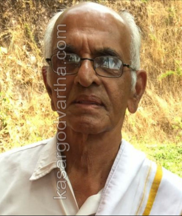 Kerala, News, Obituary, Treatment, Hospital, Kumbadaje, Kasaragod, Kumbadaje Shyam Bhat passes away