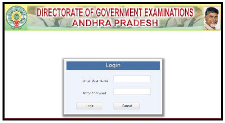 AP SSC Exam Nominal Rolls Entry Online Application SSC Exam 2016 User Manual