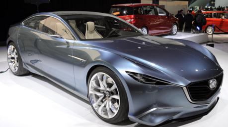 2018 Mazda MX6 Price, Specs
