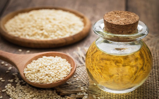 Health Benefits Of Sesame Seeds And Oil