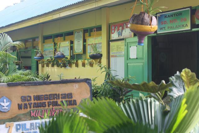 Peranan Perpustakaan Sekolah Dalam Meningkatkan Minat Baca Siswa di SD Inpres Palakka Kecamatan Barru
