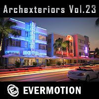 Evermotion Archexteriors vol.23 室外3D模型第23季下載